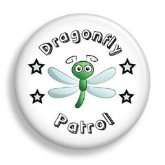 Pin - Dragonfly Patrol (pin)