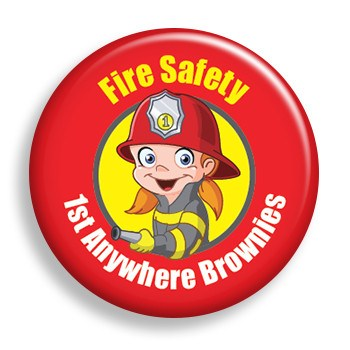 Fire Safety (pin)