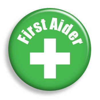 First Aider (pin)
