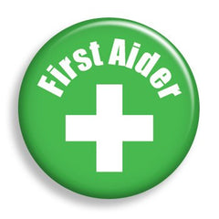 Pin - First Aider (pin)