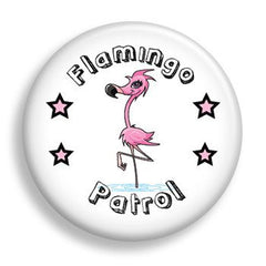 Pin - Flamingo Patrol (pin)