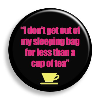 Less than a Cup of Tea (pin)