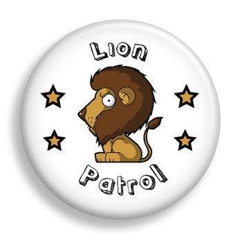 Lion Patrol (pin)