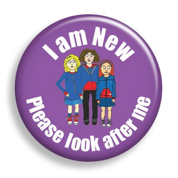 Look After Me (pin)