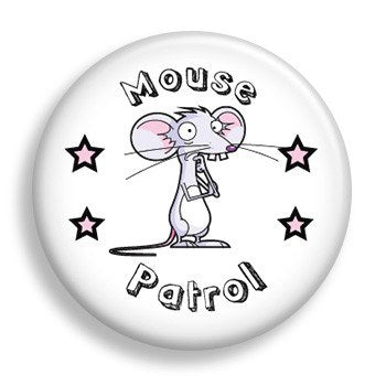Mouse Patrol (pin)