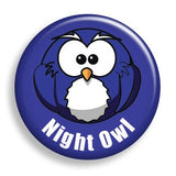 Pin - Night Owl (pin)