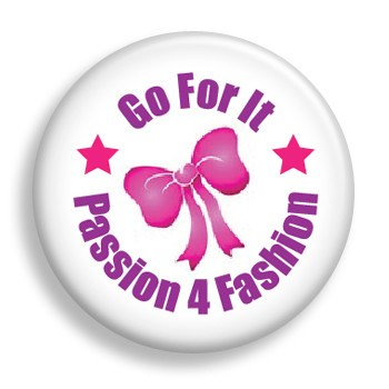 Pin - Passion 4 Fashion (pin)