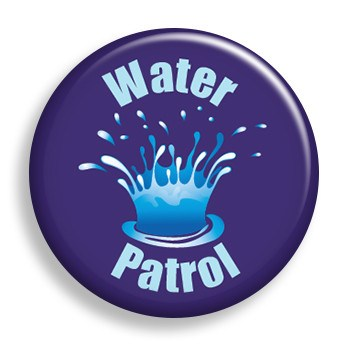 Pin - Patrol - Water (pin)