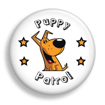 Puppy Patrol (pin)