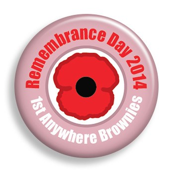 Remembrance Day (pin)