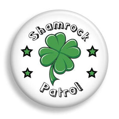 Pin - Shamrock Patrol (pin)