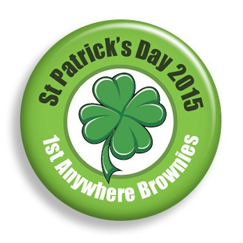 St. Patrick's Day (pin)