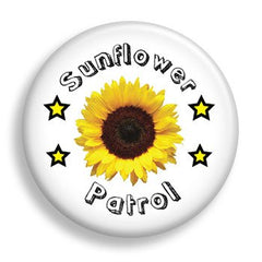 Pin - Sunflower Patrol (pin)