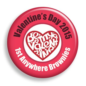 Pin - Valentine's Day (pin)