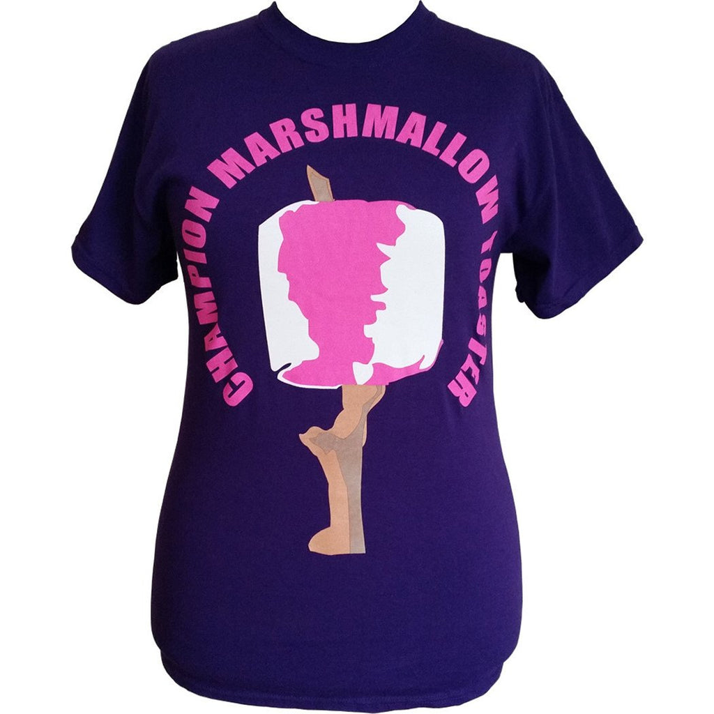 Marshmallow Toaster T-Shirt