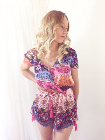 Boho Love Playsuit