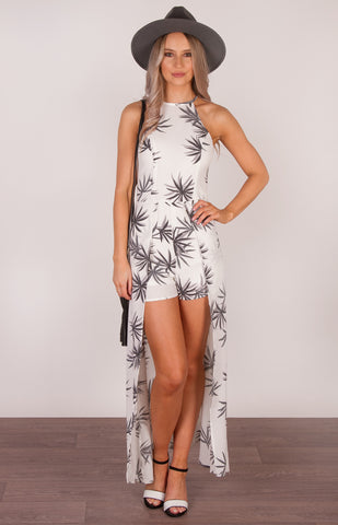 Sahara Printed Playsuit