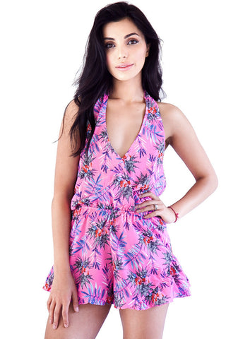 Cabana Nights Playsuit