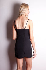 Sweet Nothing Dress Black - Final Sale
