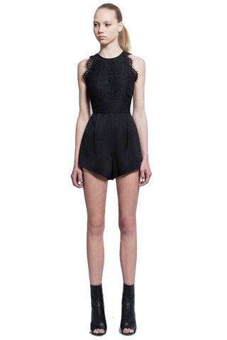 Almost Over Playsuit