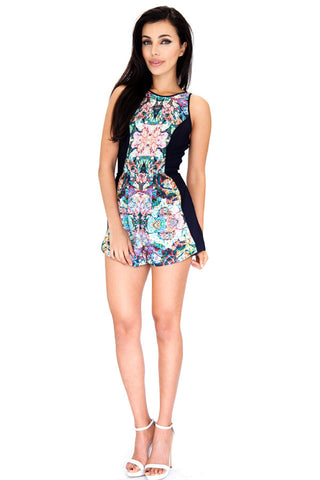 Rebel Hearts Playsuit