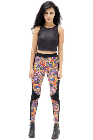 Get Loud Leggings - Final Sale