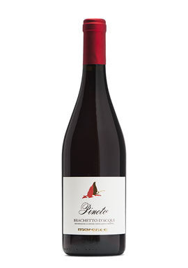 Brachetto D'acqui Docg Il Pineto By Marenco (Italian Sweet Sparkling Red Wine)