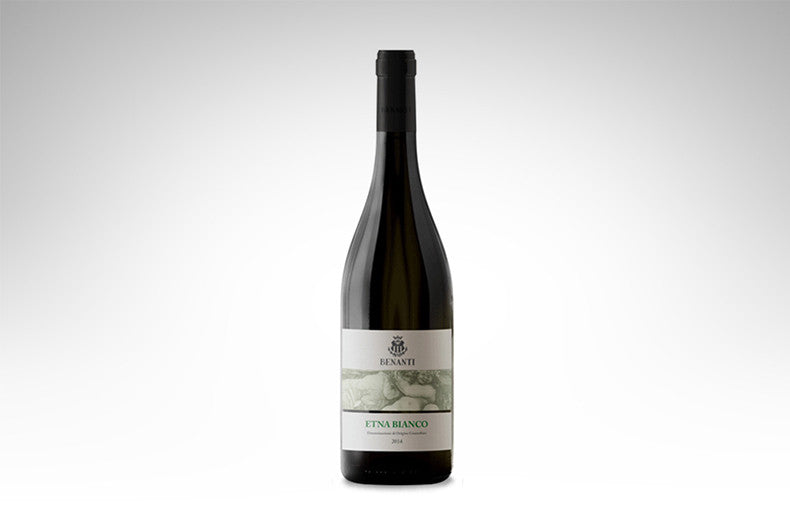 Carricante Etna Bianco  by Benanti (Italian White Wine)