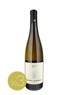 Pinot Bianco Finado by Cantina Andriano (Case of 3 - Italian White Wine)
