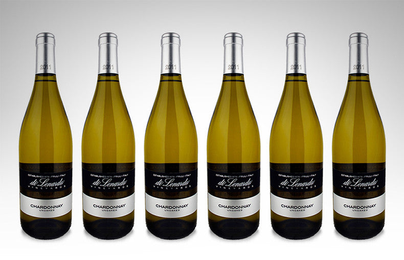 Chardonnay by Di Lenardo (Case of 6 - Italian White Wine)