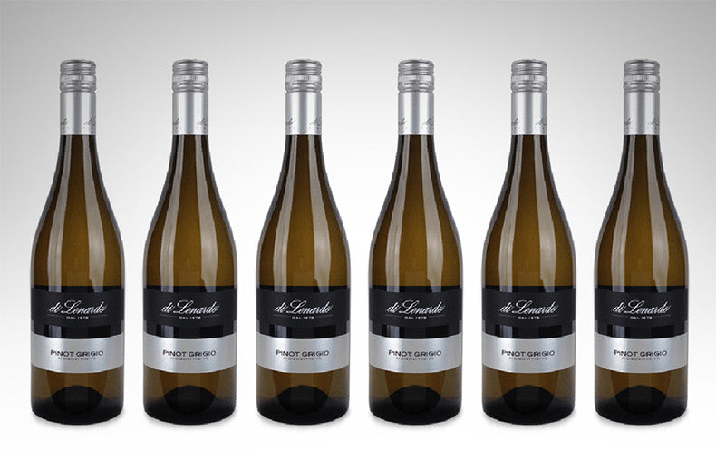 Pinot Grigio by Di Lenardo (Case of 6 - Italian White Wine)