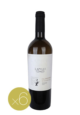 Falanghina Beneventano IGT by Lapilli (Case of 6 - Italian White Wine)