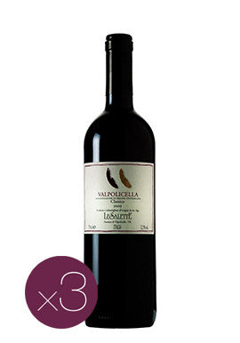 Valpolicella Classico by Le Salette (Case of 3 - Italian Red Wine)