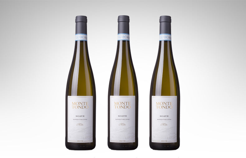 Soave Mito by Monte Tondo (Case of 3 - Italian White Wine)