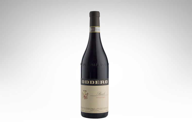 "Barolo ""Villero"" by Oddero (Italian Red Wine)"