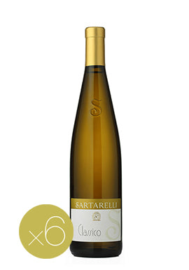 Verdicchio dei Castelli di Jesi by Sartarelli (Case of 6 - Italian White Wine)