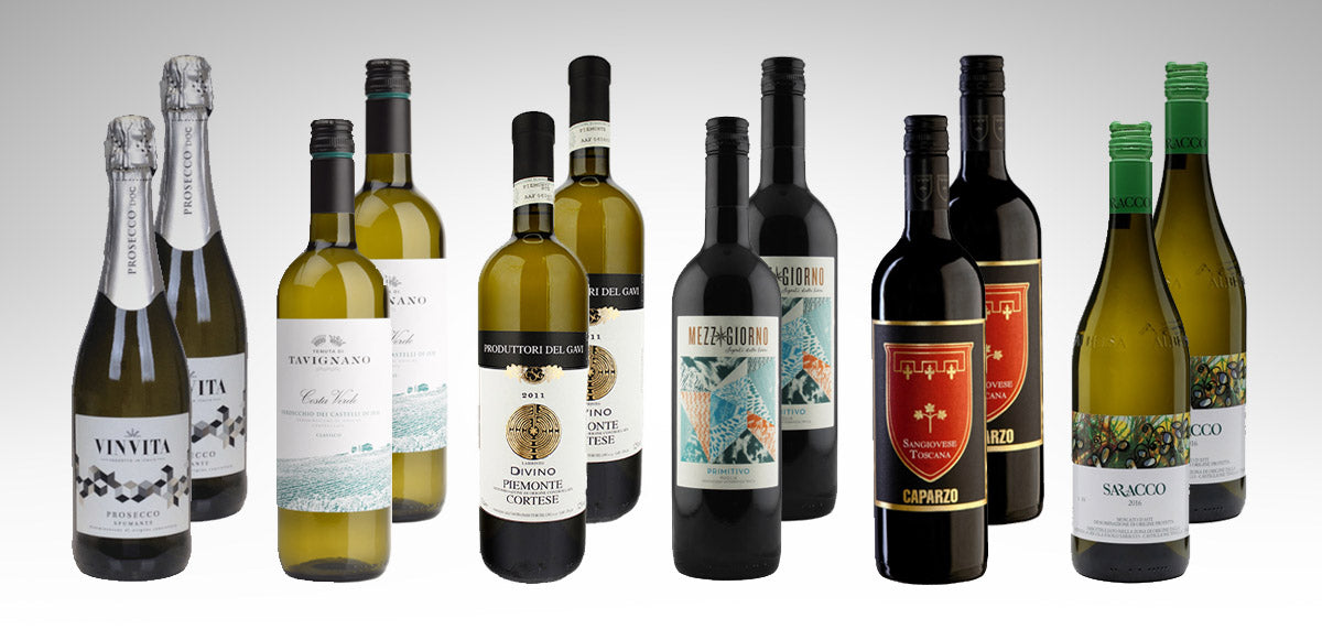 Bianchi Smart Italian Wine Selection