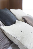 Black Pearl • Pillow - Studio RUF • Luxurious Throws Pillows Bedcovers • Handmade in Morocco - 4