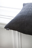 Black Beauty • Pillow - Studio RUF • Luxurious Throws Pillows Bedcovers • Handmade in Morocco - 4