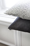 Ambassador Grey • Pillow - Studio RUF • Luxurious Throws Pillows Bedcovers • Handmade in Morocco - 5