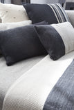 Black & White Diva • Pillow - Studio RUF • Luxurious Throws Pillows Bedcovers • Handmade in Morocco - 3