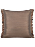 Leather Feather Brown • Pillow - Studio RUF • Luxurious Throws Pillows Bedcovers • Handmade in Morocco - 1