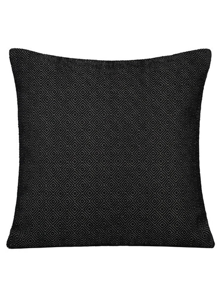 Black Beauty • Pillow - Studio RUF • Luxurious Throws Pillows Bedcovers • Handmade in Morocco - 1