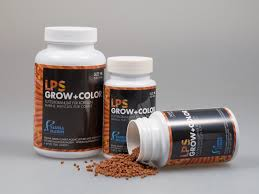 Fauna Marine LPS Grow and Color - Pellet food