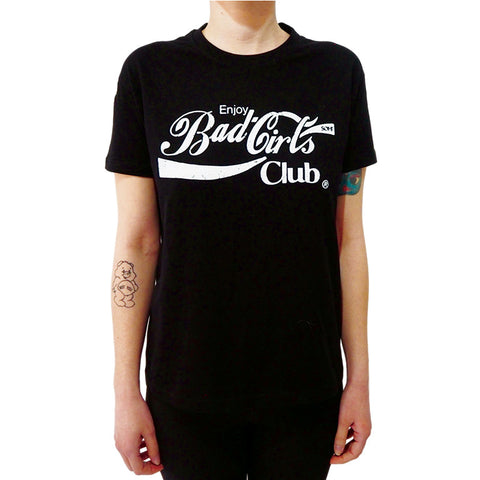 Bad Girls Club Cola t-shirt