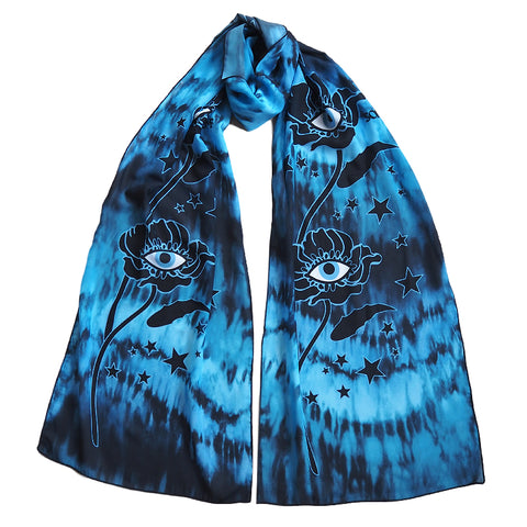 Feeling blue scarf