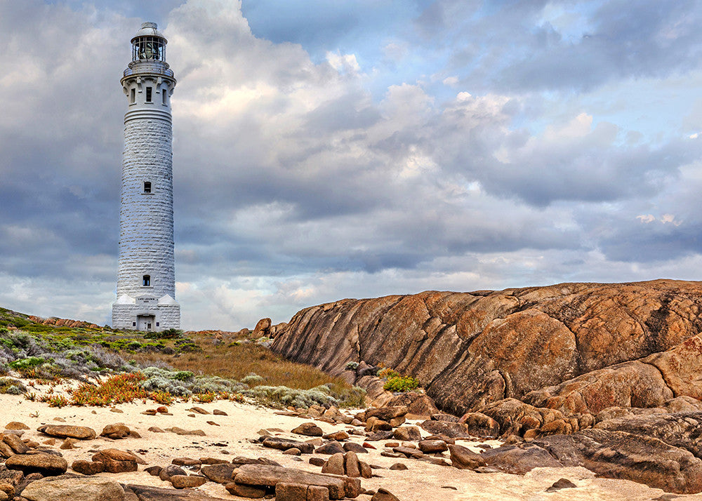.1624 Pack of 5 Greeting Cards Cape Leeuwin Lighthouse