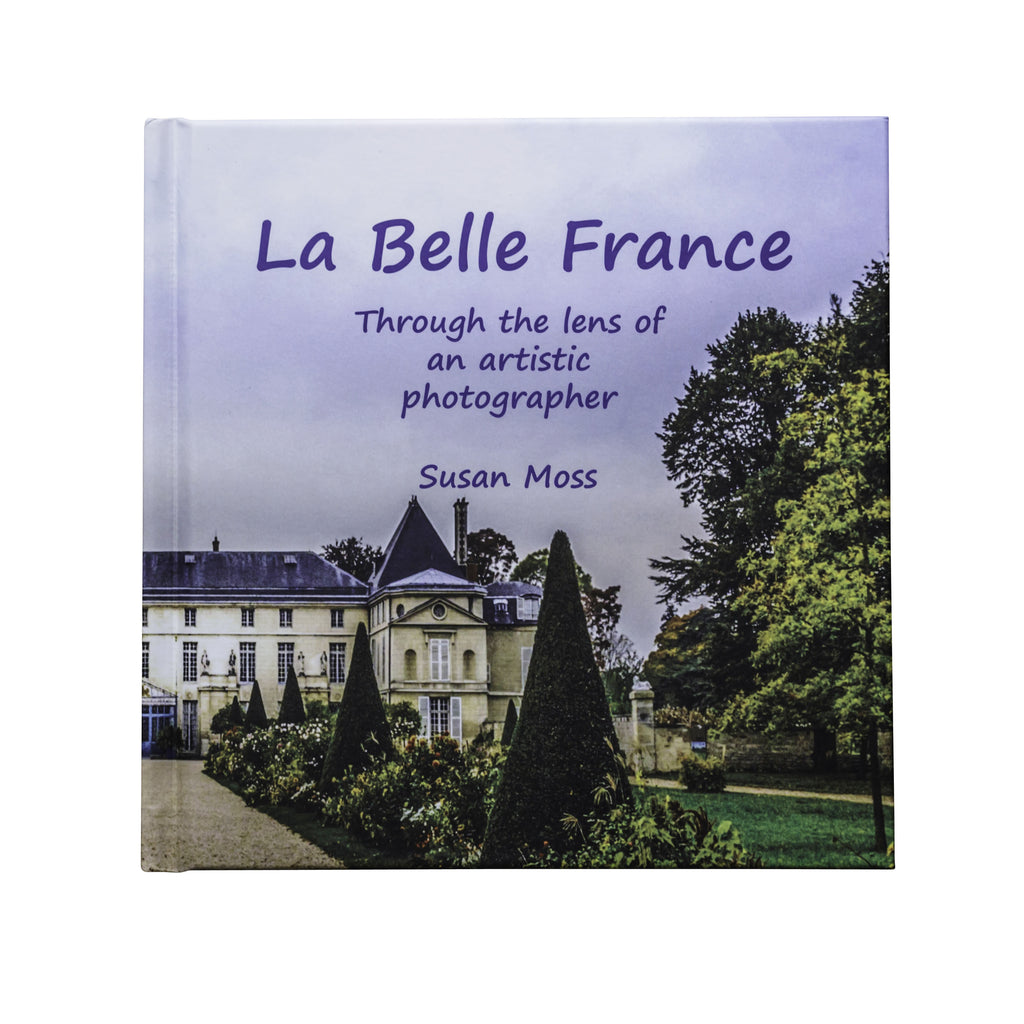 La Belle France - hardcover photographic book of Beautiful France