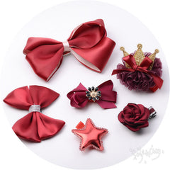 Hair Bow Set