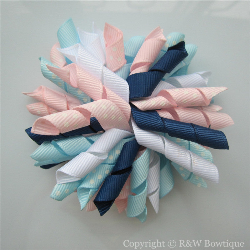 Bubbly Baby Korker Hair Bow